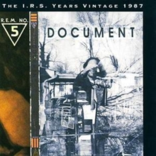 Document, CD / Album Cd