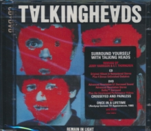 Remain in Light [plus Dvd] (Remastered), CD / Album Cd