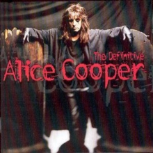 The Definitive Alice Cooper, CD / Album Cd