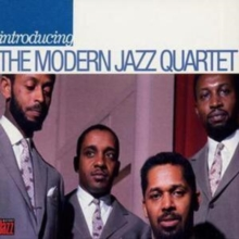 Introducing: The Modern Jazz Quartet, CD / Album Cd