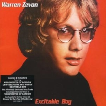 Excitable Boy (Remastered & Expanded), CD / Album Cd