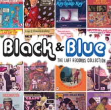 Black and Blue: The Laff Records Collection, CD / Box Set Cd