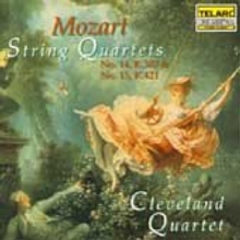 String Quartets Nos. 14 and 15 (Cleveland Quartet), CD / Album Cd
