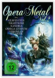 Opera Metal: Volume 2, DVD  DVD