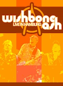 Wishbone Ash: Live in Hamburg, DVD  DVD