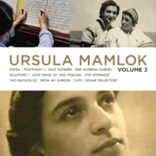 Ursula Mamlok, CD / Album Cd