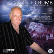 George Crumb Edition, CD / Album Cd