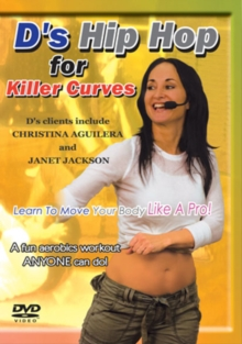 D's Hip Hop for Killer Curves 3, DVD  DVD