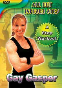 All Out Infused Step - A Step Workout, DVD  DVD