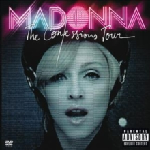 The Confessions Tour, CD / Album with DVD Cd