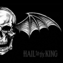 Hail to the King, CD / Album Cd
