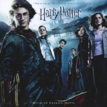 Harry Potter and the Goblet of Fire: Original Motion Picture Soundtrack, CD / Album Cd