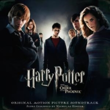 Harry Potter and the Order of the Phoenix, CD / Album Cd