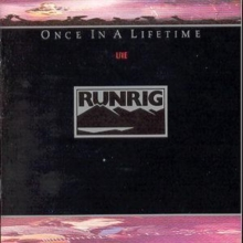 Once In A Lifetime: LIVE, CD / Album Cd