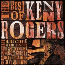 The Best of Kenny Rogers, CD / Album Cd