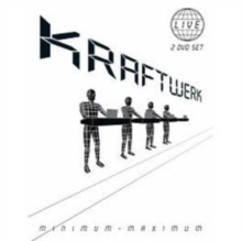 Kraftwerk: Minimum Maximum, DVD  DVD