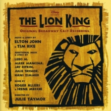 The Lion King, CD / Album Cd