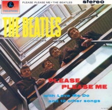 Please Please Me, CD / Remastered Album Cd