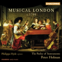 Musical London, CD / Album Cd