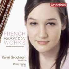 French Bassoon Works, CD / Album Cd