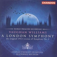 Vaughan Williams: A London Symphony, CD / Album Cd