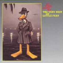 As Time Goes By: THE VERY BEST OF LITTLE FEAT, CD / Album Cd