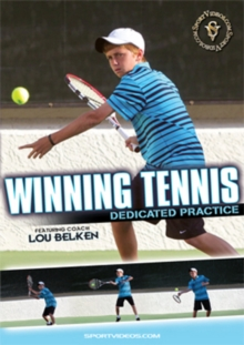 Winning Tennis: Dedicated Practice, DVD  DVD
