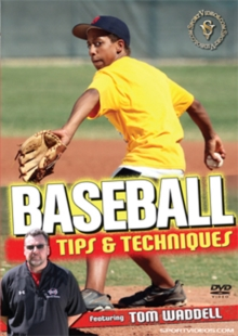 Baseball Tips and Techniques, DVD  DVD