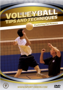 Volleyball Tips and Techniques, DVD  DVD