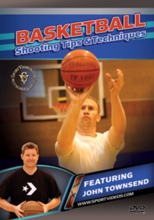 Basketball Shooting Tips and Techniques, DVD  DVD