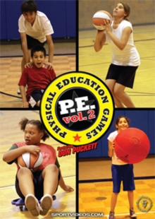 Physical Education Games: Volume 2, DVD  DVD