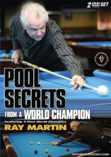 Pool Secrets from a World Champion, DVD  DVD