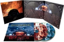 Rock in Rio, CD / Album Digipak Cd