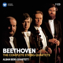 Beethoven: The Complete String Quartets, CD / Box Set Cd
