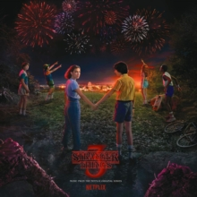 Stranger Things 3: Music from the Netflix Original Series, CD / Album Cd