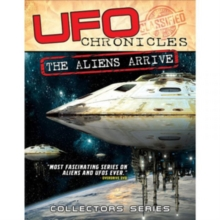 UFO Chronicles: The Aliens Arrive, DVD DVD