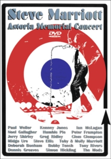 Steve Marriott: Astoria Memorial Concert, DVD  DVD