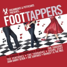 Dreamboats and Petticoats Presents Foot Tappers, CD / Album Cd