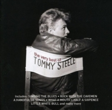 The Very Best of Tommy Steele, CD / Album Cd