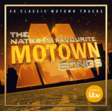 The Nation's Favourite Motown Songs, CD / Album Cd
