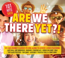 Are We There Yet? 101 Car Songs, CD / Box Set Cd