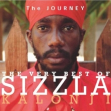 The Journey: The Very Best of Sizzla, CD / Album Cd