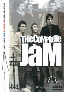 The Jam: The Complete Jam On Film, DVD DVD