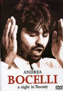 Andrea Bocelli: A Night in Tuscany, DVD  DVD