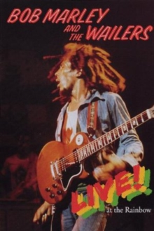 Bob Marley and the Wailers: Exodus - Live at the Rainbow, DVD  DVD