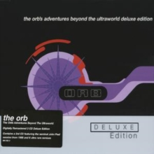 The Orb's Adventures Beyond the Ultraworld (Deluxe Edition), CD / Album Cd