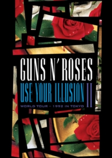Guns 'N' Roses: Use Your Illusion II - World Tour, DVD  DVD
