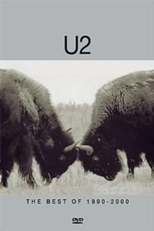 U2: The Best of 1990-2000, DVD  DVD