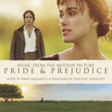 Pride and Prejudice (Marianelli), CD / Album Cd