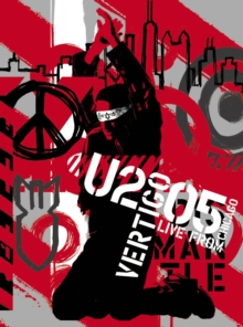 U2: Vertigo 2005 - Live from Chicago, DVD  DVD